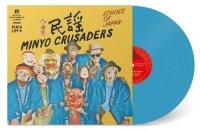 予約商品・Minyo Crusaders : Echoes of Japan (Kimono Blue Vinyl) (2LP)