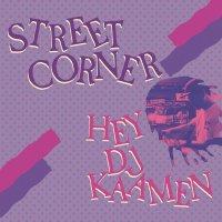 予約商品・DJ KAAMEN : STREET CORNER (MIX-CD)