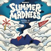 予約商品・DJ KIYO : SUMMER MADNESS 4 (MIX-CD)