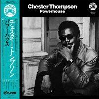 CHESTER THOMPSON : Powerhouse (LP/with Obi)