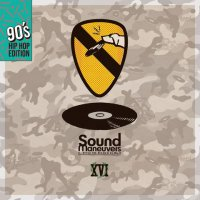 "Sound Maneuvers(DJ Mitsu the Beats & DJ Mu-R):16th Anniversary Mix""90's Hip Hop Edition""(MIX-CDR)"