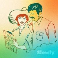 予約商品・Slowly : Let The Music Take Your Mind (2LP)
