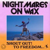 予約商品・NIGHTMARES ON WAX : SHOUT OUT! TO FREEDOM... (限定2LP+DL/ブルー・ヴァイナル仕様)