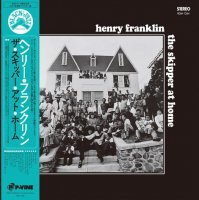 HENRY FRANKLIN : The Skipper At Home (LP/with Obi)