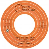 "NIGHT OWLS : Aht Uh Mid Hed (feat. John Arthur Bigham) b/w Put On Train (7"")"