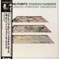 FLOATING POINTS, PHAROAH SANDERS & THE LONDON SYMPHONY ORCHESTRA : Promises (LP/with Obi)