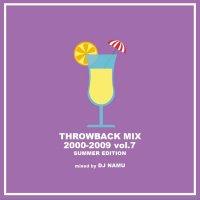 DJ NAMU :  THROWBACK MIX 2000-2009 vol.7 (MIX-CD)