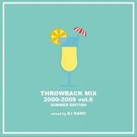 DJ NAMU :  THROWBACK MIX 2000-2009 vol.6 (MIX-CD)