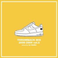 DJ NAMU :  THROWBACK MIX 2000-2009 vol.5 (MIX-CD)