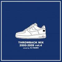 DJ NAMU :  THROWBACK MIX 2000-2009 vol.4 (MIX-CD)