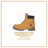 DJ NAMU :  THROWBACK MIX 2000-2009 vol.3 (MIX-CD)