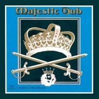 JOE GIBBS & THE PROFESSIONALS : MAJESTIC DUB (LP)