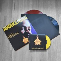 LORD FINESSE : THE AWAKENING - 25TH ANNIVERSARY (3LP+7inch)