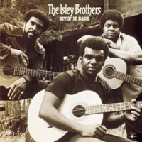 THE ISLEY BROTHERS : GIVIN' IT BACK (LP/clear vinyl)