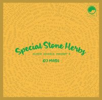予約商品・DJ MASH : Special Stone Herbs (MIX-CD)
