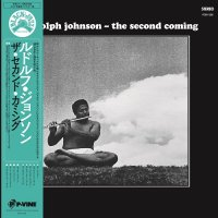 RUDOLPH JOHNSON : The Second Coming (LP/with Obi)