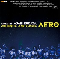 Asahi Kurata / Authentic and Cosmic AFRO (MIX-CDR)