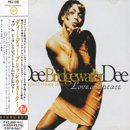 Dee Dee Bridgewater / Love & Peace - A Tribute To Horace Silver (CD/USED/EX)