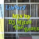 DJ Mitsu The Beats / Library (MIX-CD)