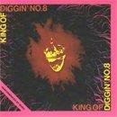 MURO / King Of Diggin No.8 (MIX-CD/紙ジャケット)