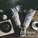 DJ bara / 100% Blend Mix (MIX-CD)