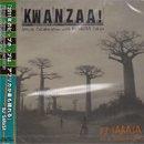 DJ SARASA a.k.a. Silverboombox / KWANZAA! (MIX-CD)