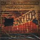 DJ KOCO a.k.a. SHIMOKITA / Funky Dope Manuva (MIX-CD)
