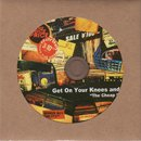 MURO / Get On Your Knees And Dig - The Cheap Bins (MIX-CD/特殊ジャケット)