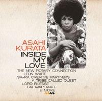 Asahi Kurata : Inside My Love (MIX-CDR)
