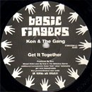 Kon & The Gang / Get Together - Strong Love (12