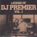 grooveman Spot / Legend Of DJ Premier Vol.1 (MIX-CDR)