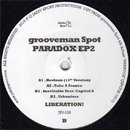 grooveman Spot / EP2 from Paradox (12