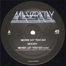 Maseratay / Never Let You Go (EP)