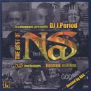 J.Period & Nas / The Best Of Nas (MIX-CD)
