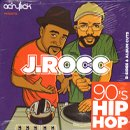 J.Rocc / 90's Hip Hop B-Sides & Album Cuts (MIX-CDR/紙ジャケ/USED/M)