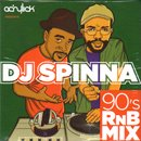 DJ Spinna / 90's RnB Mix (MIX-CDR/紙ジャケ/USED/M)