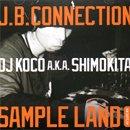 DJ KOCO a.k.a. SHIMOKITA / J.B. Connection (MIX-CD/USED/M)