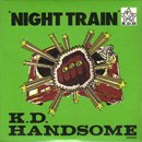 Kashi Da Handsome / Night Train (MIX-CD/紙ジャケ)
