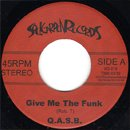 Q.A.S.B. / Give Me The Funk - Touch (7