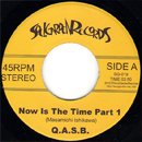 Q.A.S.B. / Now Is The Time Part 1 - Part 2 (7