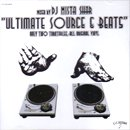 DJ MISTA SHAR / Ultimate Source & Beats (MIX-CD)