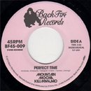 Mountain Mocha Kilimanjaro / Perfect Time - The Long And Winding Road (7