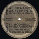 Electric Street Orchestra (Prod. by JEEDO a.k.a WAJEED) / The Natives EP - 通常盤 (EP)