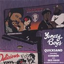 Yancey Boys / Quicksand feat. Common & Dezi Paige (12