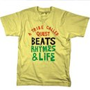 MERCH DIRECT / A Tribe Called Quest - Beats, Rhymes & Life (T-Shirts/Yellow)