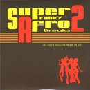 MURO / Super Funky Afro Breaks 2 (MIX-CD/紙ジャケット仕様)