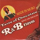 MURO / Taste Of Chocolate R&B Flavor - Remasterd Edition (2MIX-CD)