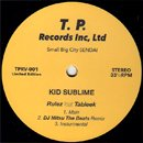 KID SUBLIME / Rules - The Nippon Fluteloop (12