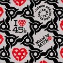 MURO / I Love 45's ~ Dance Across The Floor (MIX-CD/銀/紙ジャケ)
