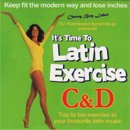 DJ吉沢dynamite.jp / Latin Exercise C&D (MIX-CD/紙ジャケ)